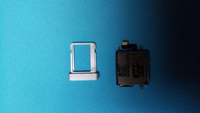 Slot+gaveta de chip iPad 3 geração - Foto 4