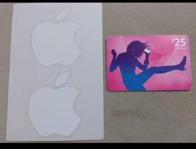Cartão de presente (gift card)
