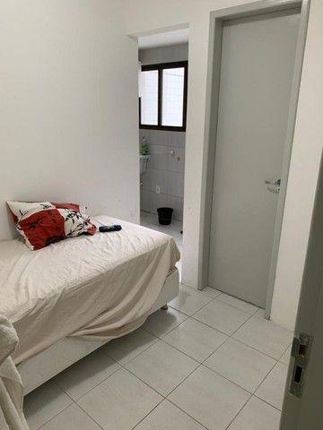 Apartamento 2 quartos Boa Viagem 60M² Varanda Mobiliado - Foto 7