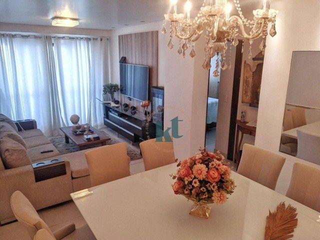 Apartamento com 3 dormitórios à venda, 93 m² por R$ 450.000 - Jardim Oceania - João Pessoa - Foto 14
