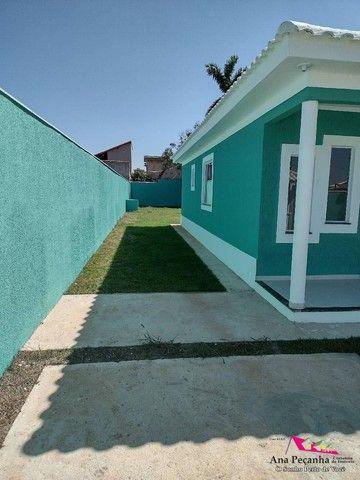 Lindíssima Casa, 3 dormitórios e Terreno Grande em Itaipuaçú! - Foto 6