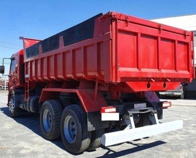 Caminhão VM 270 caçamba 8m³ - Foto 4