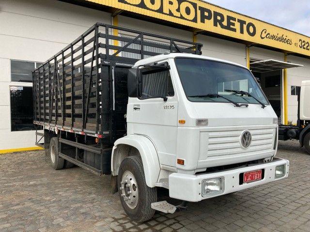 Caminhão Vw 12170 cumins  - Foto 2