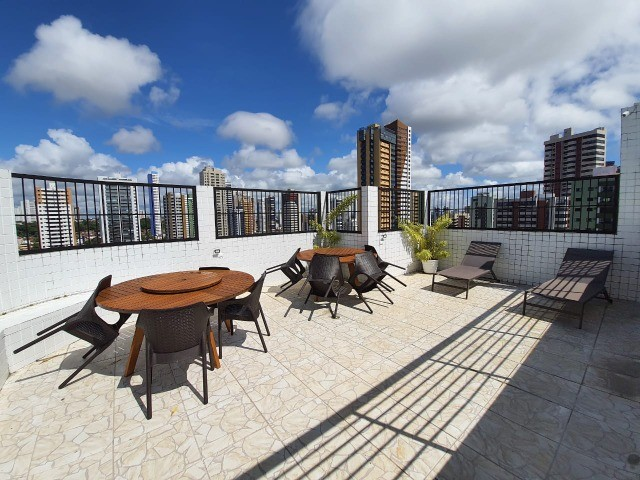 Apartamento para Locação no bairro Manaíra, localizado na cidade de João Pessoa / PB - Foto 16