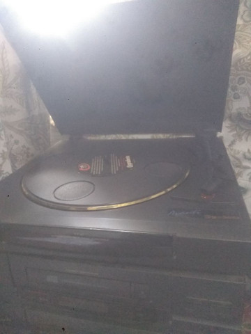 Radio - Amplificador - Toca-Discos e Fitas Gradiente