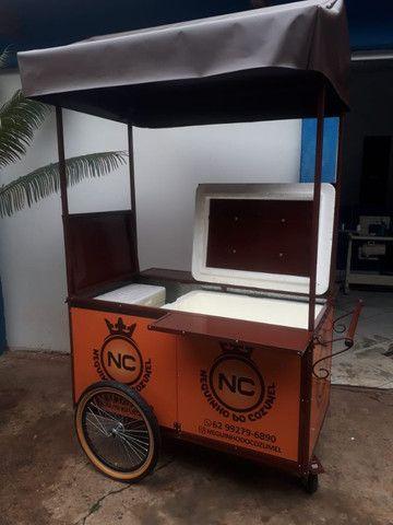 Carrinhos Personalizados (Estação das Tendas) a partir de R$ 1.899,00 a vista - Foto 4