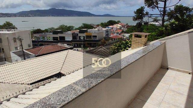 Casa 4 dormitórios, piscina e sala comercial anexa à venda em Coqueiros - Florianópolis/SC - Foto 18