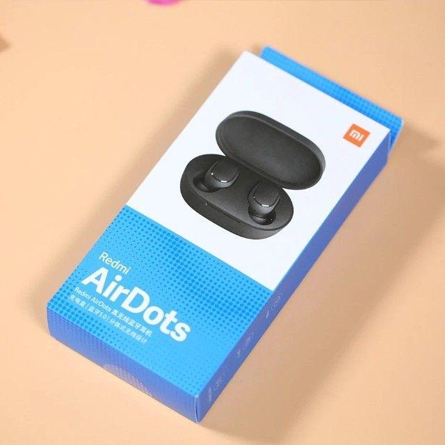 Redmi Airdots Versão S - Originais com 6 meses de garantia