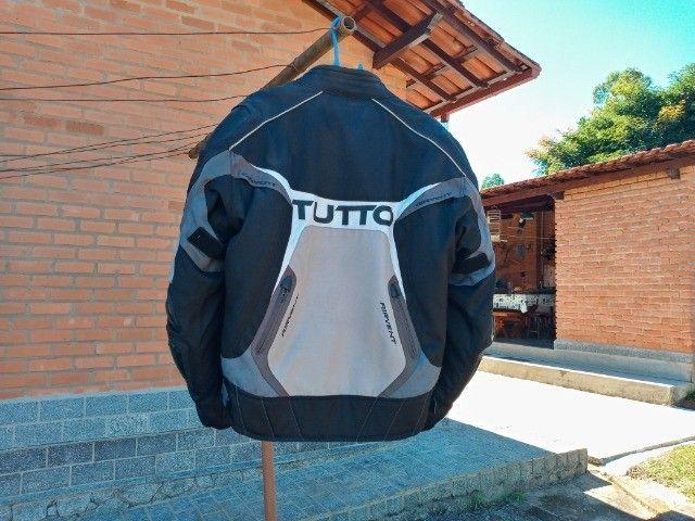 Jaqueta para motociclista tutto - Foto 3