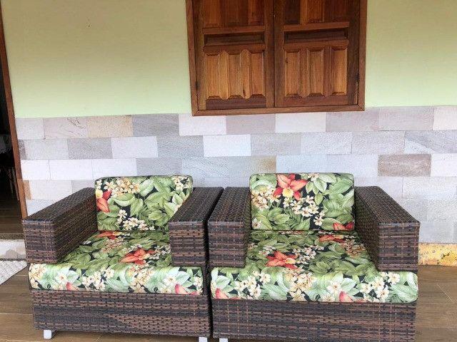 Linda casa de Campo mobiliada em Mesquita MG - Foto 12
