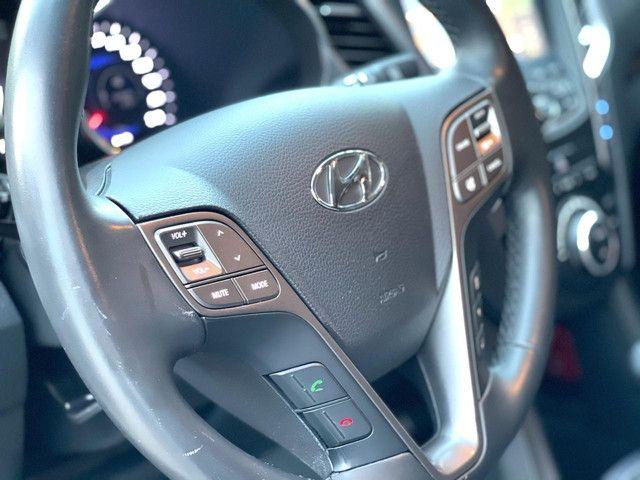 Hyundai Santa Fe ótimo estado 2015  - Foto 9