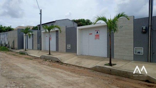 Casa Padrão com 3 quartos e 3 vagas no Eusébio próx ao Centro - Foto 10
