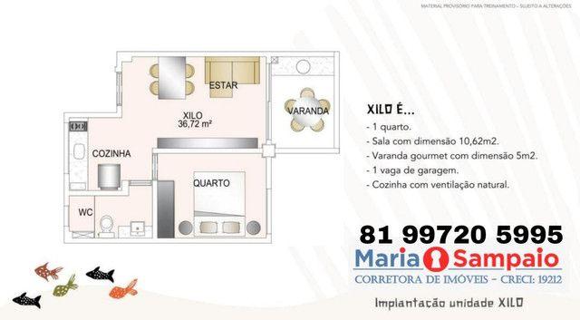 M.S Muro Alto Cais Eco Lançamento 1 Fase - Foto 5