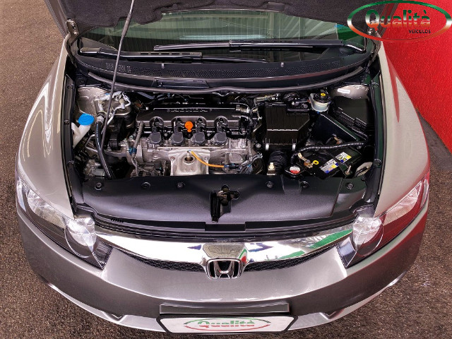 Civic LXl 1.8 Flex, Câmbio Automático, Impecável. Lindo Carro! - Foto 14
