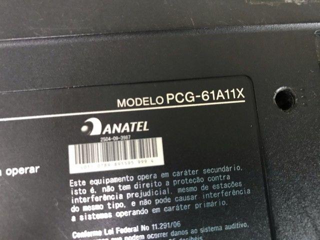 Sony vaio I3 c defeito - Foto 4