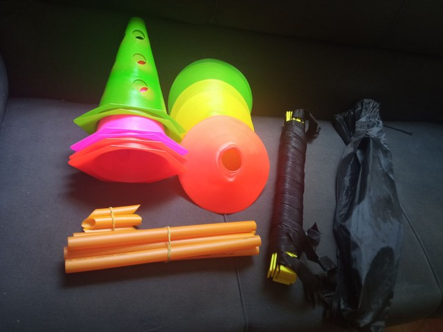 Super kit funcional completo (23 peças) - Foto 2