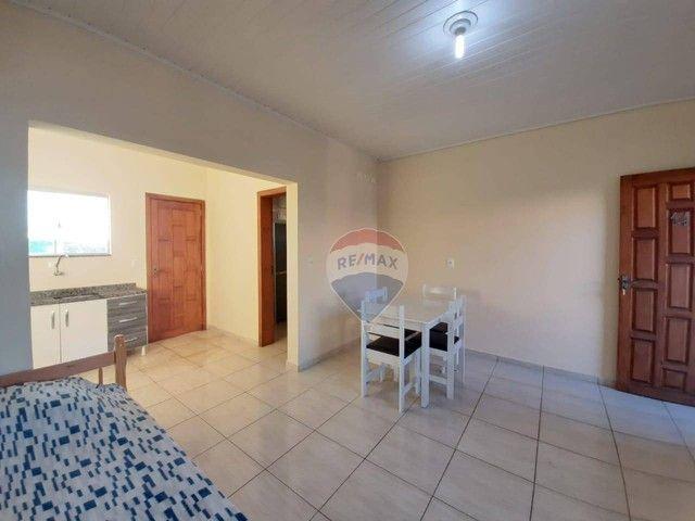 Kitnet mobiliada com 1 dormitório para alugar, 30 m² por R$ 700/mês - Centro - Irati/PR - Foto 5