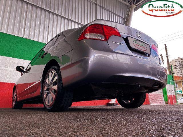 Civic LXl 1.8 Flex, Câmbio Automático, Impecável. Lindo Carro! - Foto 8