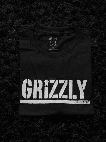 Camiseta Grizzly - Foto 4