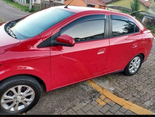 Chevrolet Prisma 1.4Ltz Auto  passo financiamento