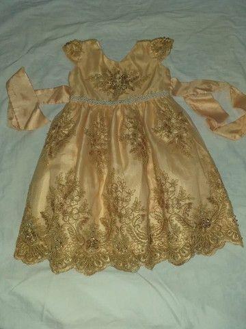 Vestido 1 Ano  - Foto 2