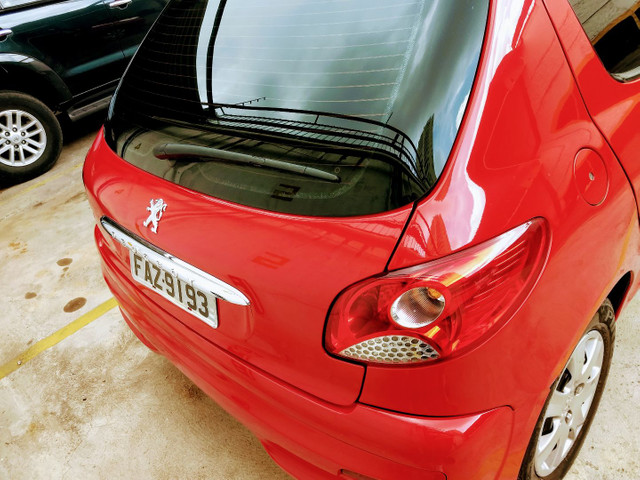 Peugeot 207 XR 1.4 8v Flex 2013 - Foto 4