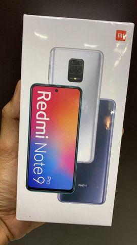 Fabuloso Xiaomi Redmi Note 9 pro 128gb - Lacrado - Entrega Imediata  - Foto 6
