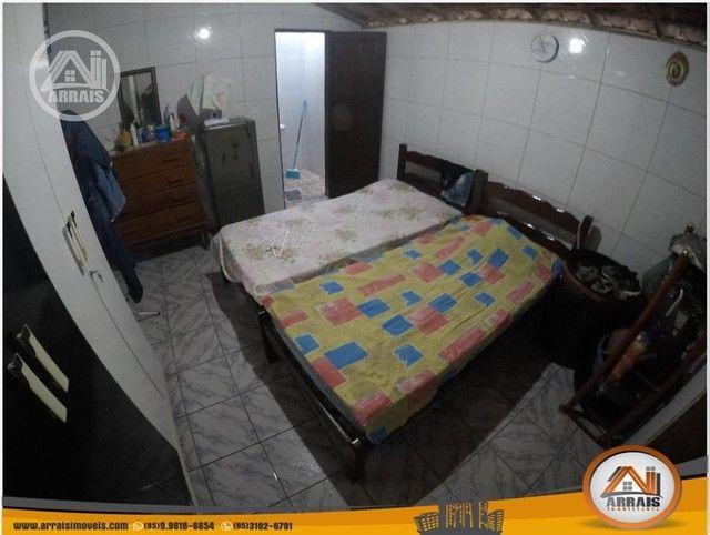 Casa com 3 dormitórios à venda, 200 m² por R$ 210.000,00 - Prefeito José Walter - Fortalez - Foto 17