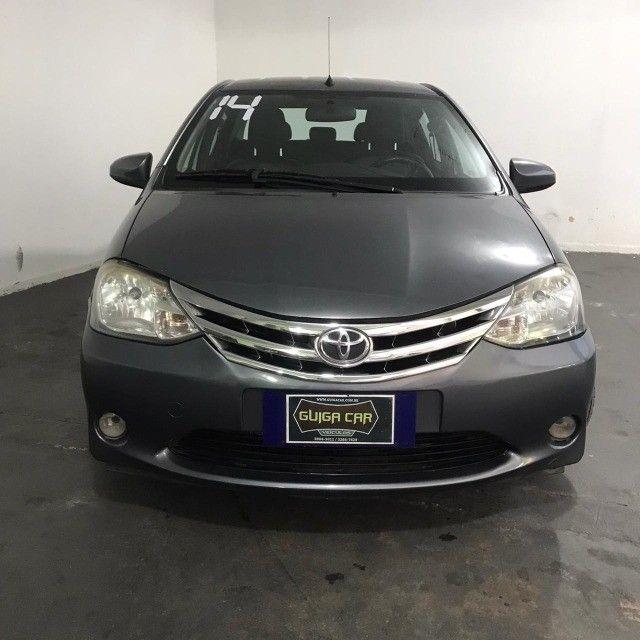 Etios Sedan 1.5 XLS 2014 - GNV 5ª Geração - Vistoriado 2021. - Foto 2