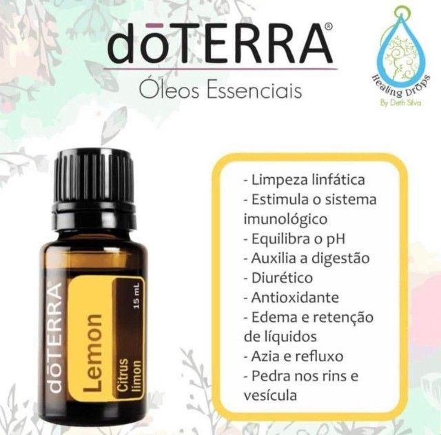 Óleo Essencial doTerra -Lemon - Limão-Siciliano - Foto 2