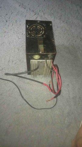 Vendo fonte altomotiva também para carregar bateria