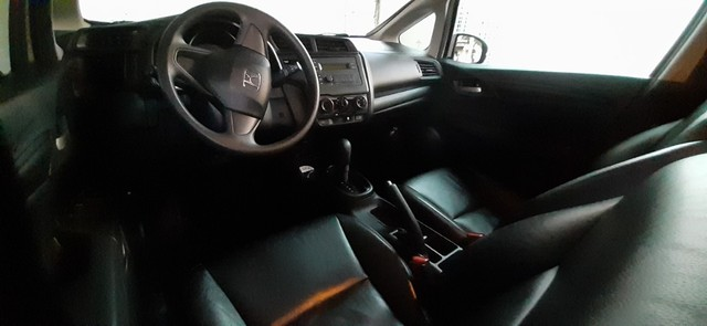 Honda Fit Cvt Branco 2015. Excelente.  - Foto 5
