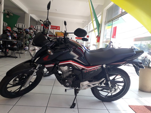 Moto Honda Titan 160 Entrada: 1.580 Financiada!!! - Foto 8
