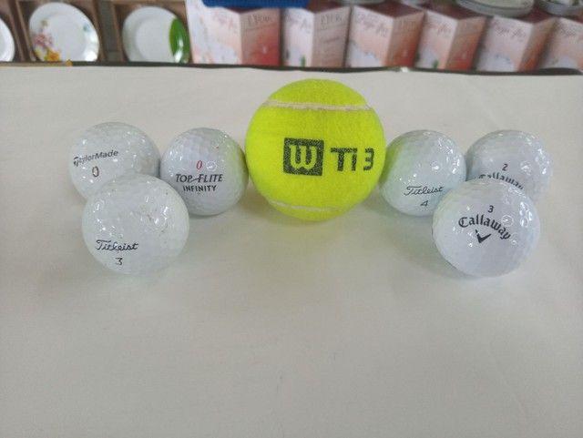 Bolas golf