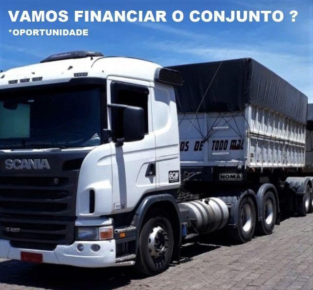 Scania g380 g420 volvo fh440 460 man iveco mercedes carretas - Foto 15