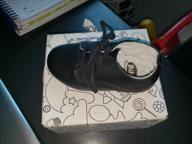 Sapato em couro numero 19