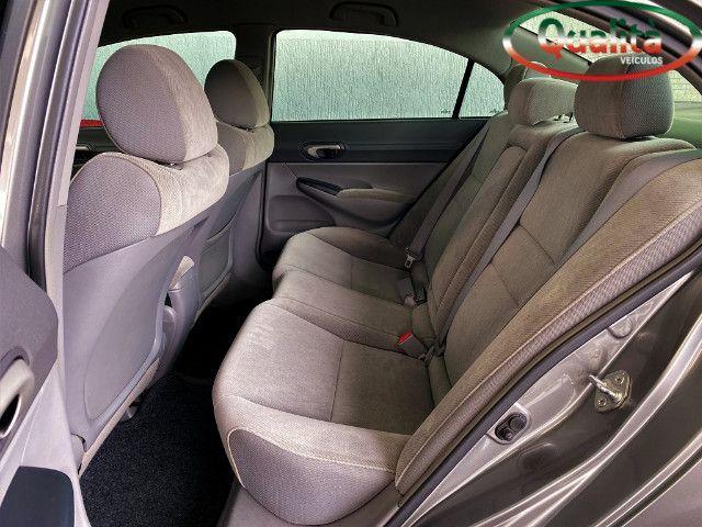 Civic LXl 1.8 Flex, Câmbio Automático, Impecável. Lindo Carro! - Foto 13