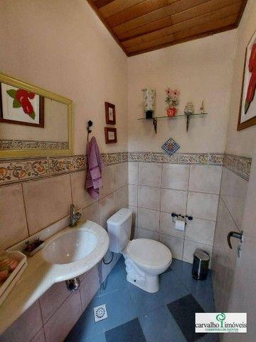 Casa com 4 dormitórios à venda, 250 m² por R$ 680.000,00 - Barra do Imbuí - Teresópolis/RJ - Foto 16