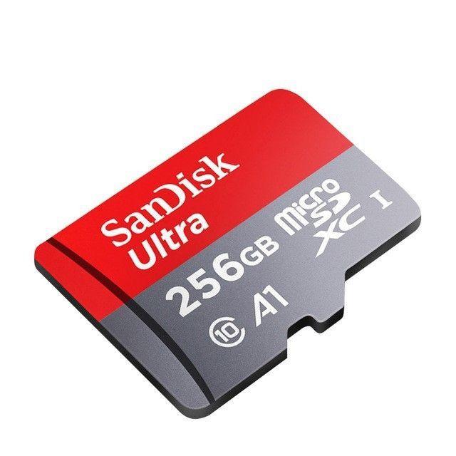 Cartão de memória SanDisk 128gb - Foto 2