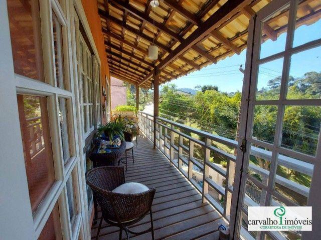 Casa com 4 dormitórios à venda, 250 m² por R$ 680.000,00 - Barra do Imbuí - Teresópolis/RJ - Foto 20