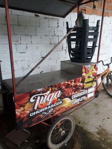 Bike de churrasco e lanches  - Foto 3