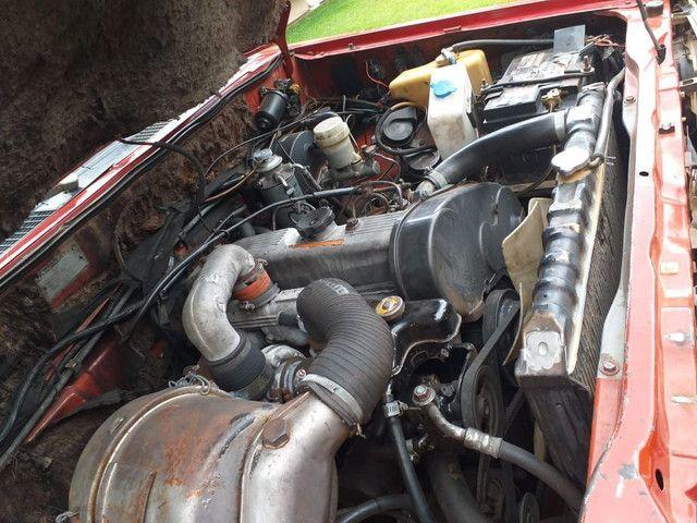 Vendo L200 Diesel turbo 1993 - Foto 8