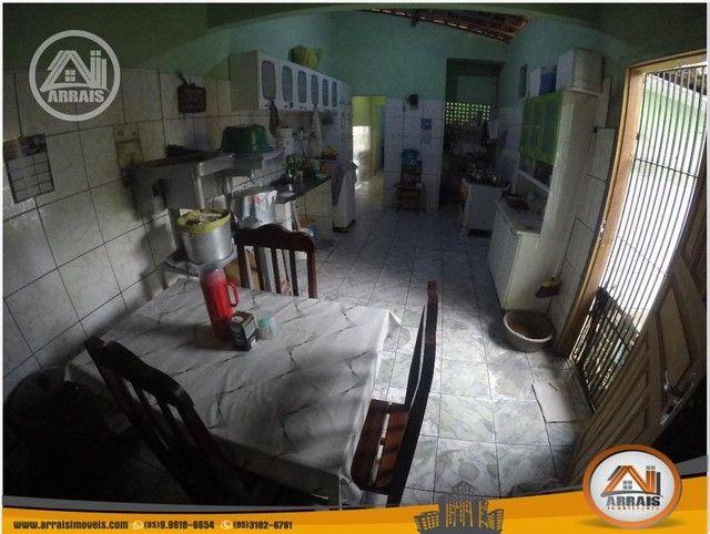Casa com 3 dormitórios à venda, 200 m² por R$ 210.000,00 - Prefeito José Walter - Fortalez - Foto 16