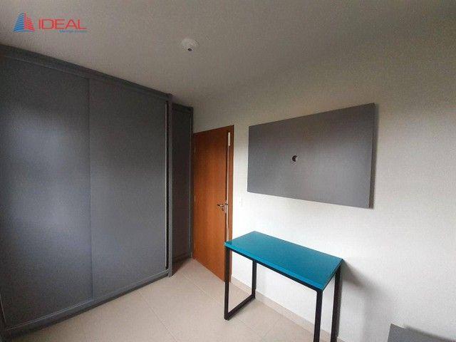 Apartamento com 1 dormitório para alugar, 27 m² por R$ 790,00/mês - Vila Esperança - Marin - Foto 8