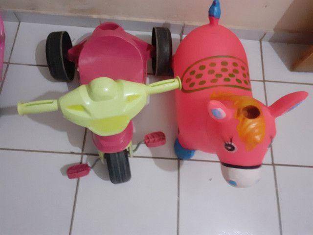 Brinquedos utilidades.