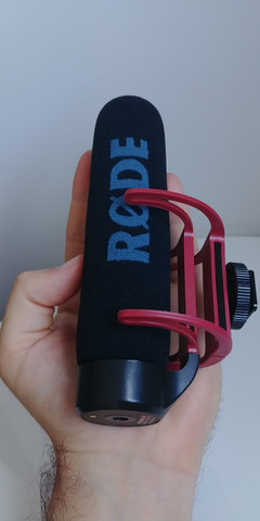 Microfone Direcional Shotgun Rode Video Mic Go - Foto 6
