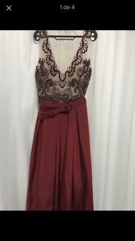 Vestido de Festa Red