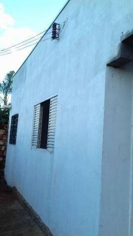Casa em Sorriso MT Bairro Jardim Carolina 2 suítes e um quarto
