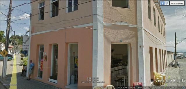 Excelente Sobrado comercial e residencial no centro de São Francisco do Sul- c/terreno - Foto 4
