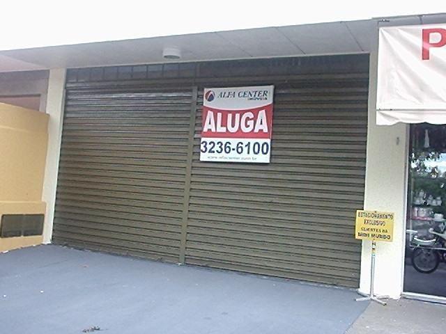 Loja  comercial para locação, Setor Aeroporto, Goiânia.